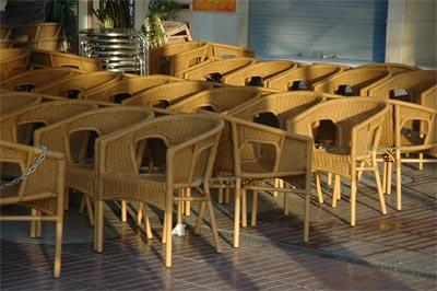 Cafestühle