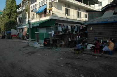 Roads of Phnom Penh