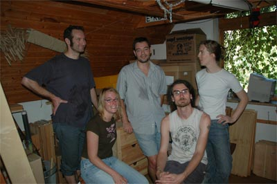 Carsten, Virginie, Frederik, Marco, Claudia